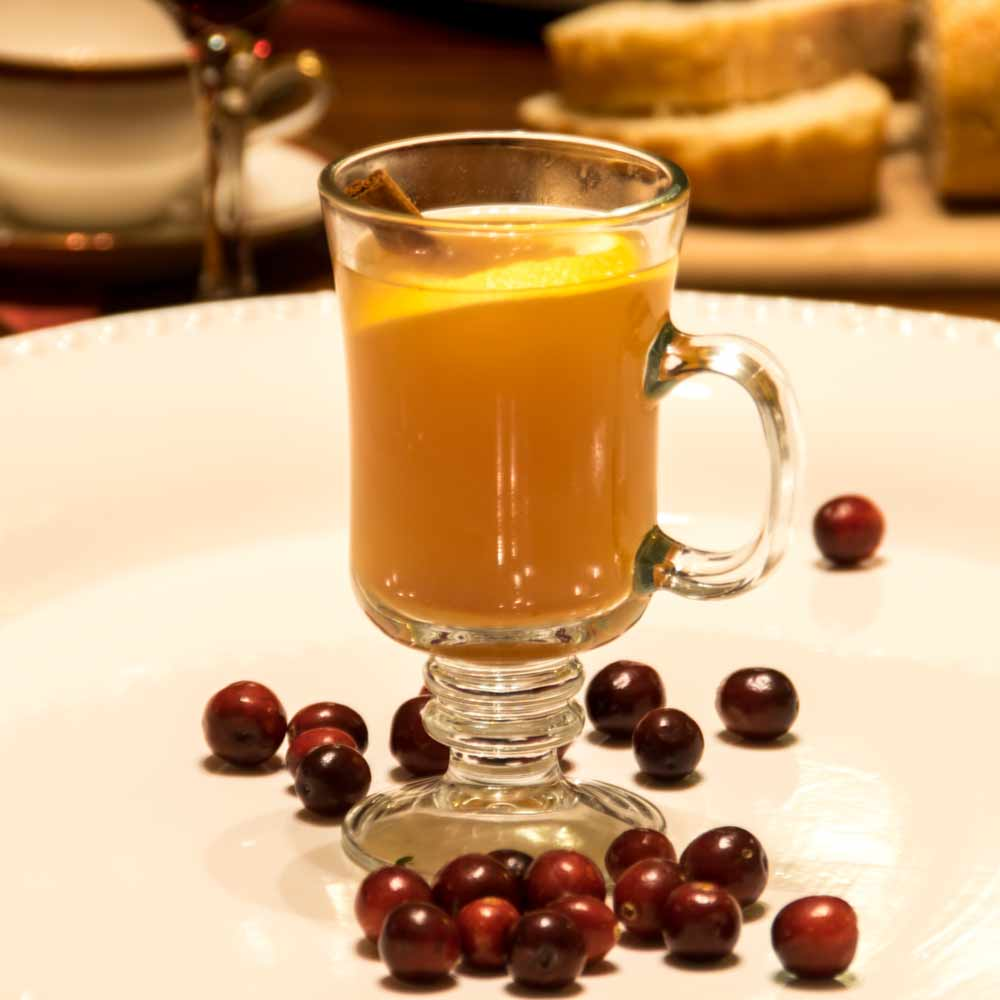 Mulled Apple Cider | Umami